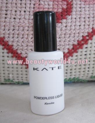 Kate powderless liquid SPF20PA++ 5 ml. #oc-c (ขนาดทดลอง)