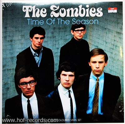 The Zombies - Time Of The Season 2Lp N.
