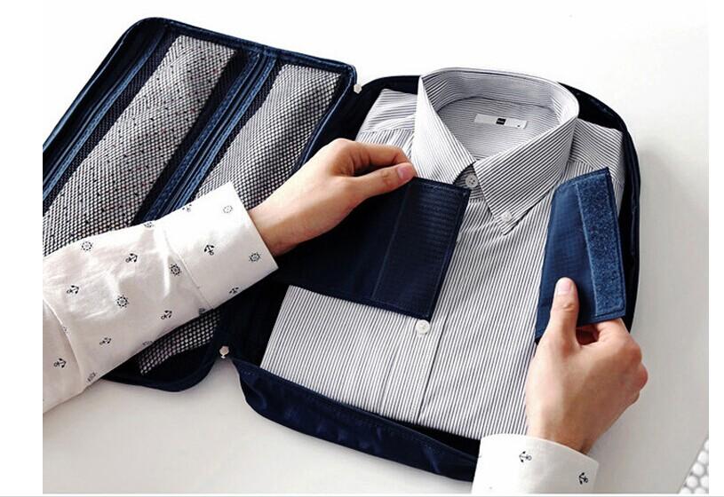 T034 Slim Shirt Pouch