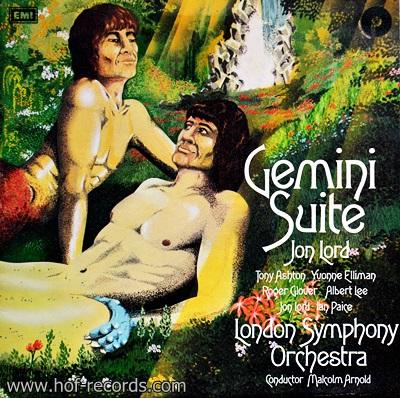 Jon Lord - Gemini Siite 1Lp 1971