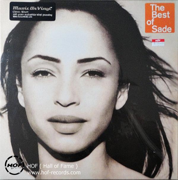 Sade - the Best of sade 2lp new