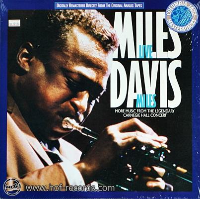 Miles Davis - Live Miles 1lp
