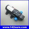 SOP037 ปั้มน้ำโซล่าปั้ม โซล่าปั้มน้ำดีซี แรงดันไฟ12VDC กำลังไฟ60W ส่งน้ำได้80เมตร Micro diaphragm pump 5L/min