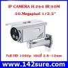 IPC008 กล้องIP CAMERA H.264 IR:50M 50.Megapixel 2.8 ~ 12 mm Full HD Real-time 1080p Day / Night W1014vG-B