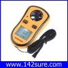 DWS002: เครื่องวัดลม วัดความเร็วลม แบบพกพา วัดอุณหภูมิได้ Anemometer Wind Speed (พร้อม Package seal) ยี่ห้อ OEM รุ่น