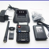 วิทยุสื่อสารสองทาง 5W BaoFeng UV-5R 136-174/400-480 MHz Dual-Band DTMF CTCSS DCS FM Ham Two Way Radio