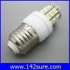 SMD089 หลอดไฟ LED E27-5050 27SMD 3W 270LM 220V สีขาว 6000K อายุการใช้งาน40,000ชั่วโมง