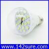 LDL017 หลอดไฟ LED SMD E27-24SMD 5W 12V with cover สีขาวอมเหลือง (เทียบเท่าหลอดตะเกียบ18-25วัตต์)40 000 ชั่วโมง ยี่ห้อ epiStar รุ่น