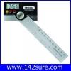 MSD029 ไม้บรรทัด เครื่องวัดองศาดิจิตอล วัดมุมองศา มิเตอร์วัดองศาดิจิตอล 180 องศา ความละเอียด0.05องศา Digital Angle Digital Protractor