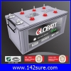 SBD016: Globatt INVA แบตเตอรี่สำหรับเก็บพลังงานแสงอาทิตย์ ชนิด Deep Cycle เกรดระดับพรีเมี่ยม จ่ายกระแสไฟ (CCA) ได้สูงกว่าแบตเตอรี่ทั่วไป Globatt INVA 120AH