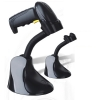 BAR012 : บาร์โค้ด สแกนเนอร์ AUTOMATIC Laser USB Barcode Scanner With Stand NEW