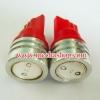 LFC009 ไฟหรี SMD T10 หัวเรียบ-ขอบเรียบ 1W. (จำนวน1คู่ สีแดง) ยี่ห้อ OEM รุ่น