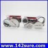 DLT005 กล้องส่องพระ (ระดับเซียนพระ) กล้องส่องจิวเวอร์รี่ ขยาย10X+20X+30X Triplet Magnifier Jeweler Jewelry Eye Loupe ยี่ห้อ OEM รุ่น 10-20-30X