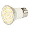 LDL020 หลอดไฟ LED SMD E27 3.0W 220V สีขาวอมเหลือง เทียบเท่าหลอดฮาโลเจน 30-40W 40,000 ชั่วโมง
