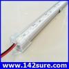 LTL009 หลอดผอม ฝาครอบใส่ LED tube LED Bar light 18w 1800lm DC12v SMD5630 72leds 100cm ยี่ห้อ OEM รุ่น 18W 100CM