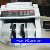 BIL002 เครื่องนับเงินสด เครื่องนับแบงค์ เครื่องนับธนบัตร ตรวจแบงค์ปลอมอัตโนมัติ UV/MG + หน้าจอแยก (ระบบแม่เหล็กMGใช้กับธนบัตรไทยได้)