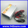 SIN001 อินเวอร์เตอร์ โซล่าเซลล์ ขนาด300Watt Modified Sine Wave Solar Inverter เครื่องแปลงไฟ 12VDC เป็นไฟฟ้าบ้าน 220VAC/50Hz ยี่ห้อ Dtech รุ่น 300Watt