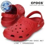 M10/W12 (28.5 cm.) : Crocs Hilo Clog - Pepper ของแท้ Outlet ไทยและอเมริกา