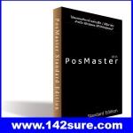 POS001 โปรแกรมขายหน้าร้าน Posmaster standard Edition ติดตั้งและสอนการใช้งานผ่านอินเตอร์เน็ตได้ทุกที่ทั่วประเทศ ยี่ห้อ Posmaster รุ่น