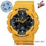 Casio G-Shock รุ่น GA-100A-9A Bumblebee ของแท้ 100% จากญี่ปุ่น