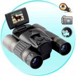 สุดยอด กล้องส่องทางไกลดิจิตอล บันทึกวิดีโอ-ภาพ คุณภาพสูง บันทึกลง SD การ์ดได้ - High Quality Digital Binocular with LCD, Record in SD card