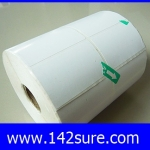 STB008 สติกเกอร์ บาร์โค้ด Label Paper 50mmX30mmX2000pcs (จำนวน2000ดวง) ยี่ห้อ OEM รุ่น 50mmX30mmX2000pcs