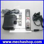 เครื่องบันทึกเสียง หน่วยความจำขนาด8GB คุณภาพดี บอดี้โลหะ Digital Voice Recorder MP3 Music Player,High Quality