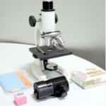 SCI002 กล้องจุลทรรศน์ กำลังขยาย 600x Student Lab LED Cordless Microscope w Slide Kit (ได้รับมาตราฐานจากอเมริกา CE, UL & ISO confirmities)(From อินเดีย) make to order 3 week