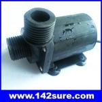 SOP018 ปั้มน้ำ โซล่าปั้ม พลังงานแสงอาทิตย์ โซล่าปั้มดีซี 1160ลิตรต่อชั่วโมง DC 24V Mini DC water pump (ปั้มน้ำเหมาะสำหรับทำน้ำพุ น้ำตก อื่นๆ)