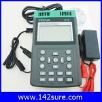 SPM008: ครื่องวัดพลังงานแสงอาทิตย์ มิเตอร์วัดพลังงานแสงอาทิตย์ Solar Module Analyzer PROVA-210 Range60V/12A เชื่อมต่อแบบ RS-232 (สินค้าPre-order 2สัปดาห์)
