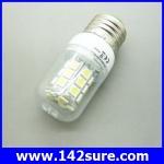 SMD093 หลอดไฟ LED E27- SMD5050 3.5W 220V 350Lm (แสงสีขาว อายุการใช้งาน 40,000 ชั่วโมง)