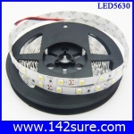 LES023 LED Strip Ribbon Flexible ยาว 5 เมตร 5630 60 LEDs/M 25-28 Lumen/chip สีขาว แสงสว่างมากกว่า chip 5050 20%(กันน้ำได้)(Chip from Taiwan)
