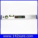 msd018: เครื่องวัดองศา มิเตอร์วัดองศาดิจิตอล 360องศา พร้อมระดับน้ำ2ระดับ ขนาด416มม Digital Angle Finder Meter Protractor Spirit Level 416mm