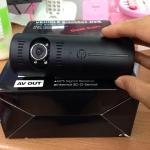 มีกล้องหน้าหลัง!! กล้องติดรถยนต์ ระดับHD มีกล้องหน้า/หลัง และ GPS - GS-TWIN300 ด้วยกล้อง HD 1280*720 / VGA มี Night Vision ,อัดวนลูป 32GB
