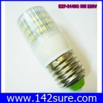 SMD073 หลอดไฟ LED E27- 3148C 3W 220V สีขาว 40 000 ชั่วโมง Plastic with cover ยี่ห้อ epiStar รุ่น E27- 3148C