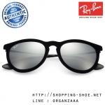 RayBan - RB4171 60756G Erika Velvet Black, 54 mm.