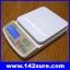 BAL043: เครื่องชั่งดิจิตอล ตาชั่งดิจิตอล เครื่องชั่งอาหาร เครื่องชั่งน้ำหนัก Digital balance scale 1kg ความละเอียด 0.1g SF-400A สินค้าเกรด A thumbnail 2