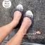 W6 (23 cm.) : Crocs Women's Cap Toe Bow Flat - Espresso / Gold ของแท้ Outlet ไทยและอเมริกา thumbnail 4