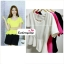 เสื้อแฟชั่น เสื้อทำงาน ผ้าฮานาโกะ สีขาว ดีไซน์สวยเรียบหรู สินค้าคุณภาพ ราคาไม่แพง thumbnail 1