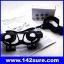 GLS001: แว่นตาขยาย แว่นตาซ่อมงาน แว่นตาซ่อมนาฬิกา 9892GJ 10X 15X 20X 25X LED Magnifier Double Eye Glasses Loupe Lens 2 LED Lights thumbnail 3