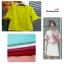 เสื้อแฟชั่นผ้าฮานาโกะ เสื้อทำงาน สีแดง แขนสามส่วนแต่งโบว์ น่ารักมากๆ สินค้าคุณภาพดี ราคาไม่แพง thumbnail 8