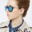 RayBan - RB4171 601/55 Color Mix Blue Mirror, 54 mm. thumbnail 3