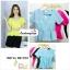 เสื้อแฟชั่น เสื้อทำงาน ผ้าฮานาโกะ สีขาว ดีไซน์สวยเรียบหรู สินค้าคุณภาพ ราคาไม่แพง thumbnail 6
