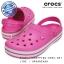 M4/W6 (23.5 cm.) : Crocband Clog - Party Pink ของแท้ Outlet ไทยและอเมริกา thumbnail 1