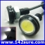 LFC019 หลอดไฟ สปอร์ตไลท์ 1คู่ 3W High Power LED Larger Lens Ultra-thin car led Eagle Eye thumbnail 1