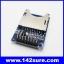 MEM003: SD Card Module Slot Socket Reader For Arduino ARM MCU NEW N1 thumbnail 4