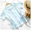 เสื้อแฟชั่นผ้าฮานาโกะ สีโอรส แบบผูกโบว์เอวสองข้าง แบบสวยน่ารักมากค่ะ เสื้อสีพื้น ใส่ง่าย ใส่สบาย เนื้อผ้าฮานาโกะคุณภาพดี thumbnail 4