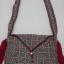 กระเป๋าปักสะพายข้าง ปักเต็มโทนสีเขียวฟ้า thumbnail 4