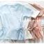 เสื้อแฟชั่นผ้าฮานาโกะ สีโอรส แบบผูกโบว์เอวสองข้าง แบบสวยน่ารักมากค่ะ เสื้อสีพื้น ใส่ง่าย ใส่สบาย เนื้อผ้าฮานาโกะคุณภาพดี thumbnail 7