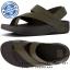 US9 : Fitflop Men's Surfer Leather Sandal Everglades ของแท้ นำเข้าจาก USA และ UK thumbnail 1